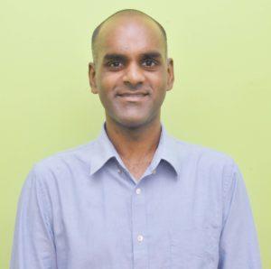 Arun Maharajan, Senior Innovation Consultant at Erehwon Innovaton Consulting